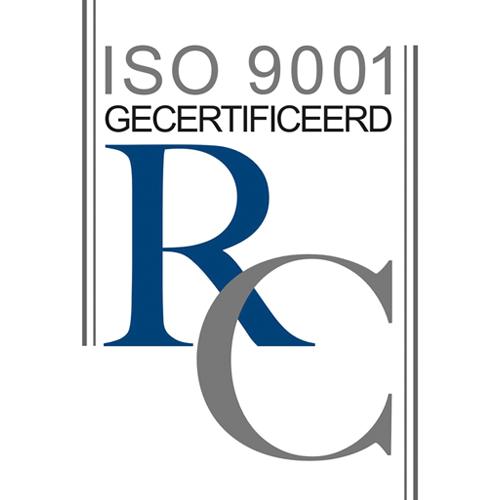 ISO 9001 gecertificeerd